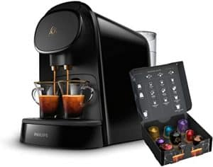 cafetera philips barista