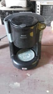 cafetera philips comfort