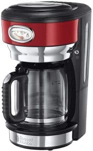 cafetera russell hobbs retro