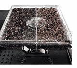 cafetera superautomatica con dos depositos de cafe