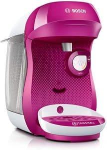 cafetera tassimo rosa