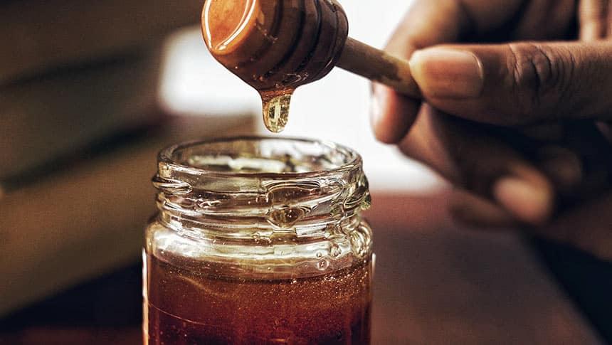 Miel con Café: Explosión de sabores