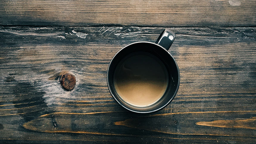 ¿Qué es el café descafeinado?