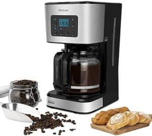 cafetera de goteo programable coffee 66 smart