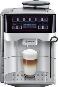 cafetera superautomatica dos tipos de cafe