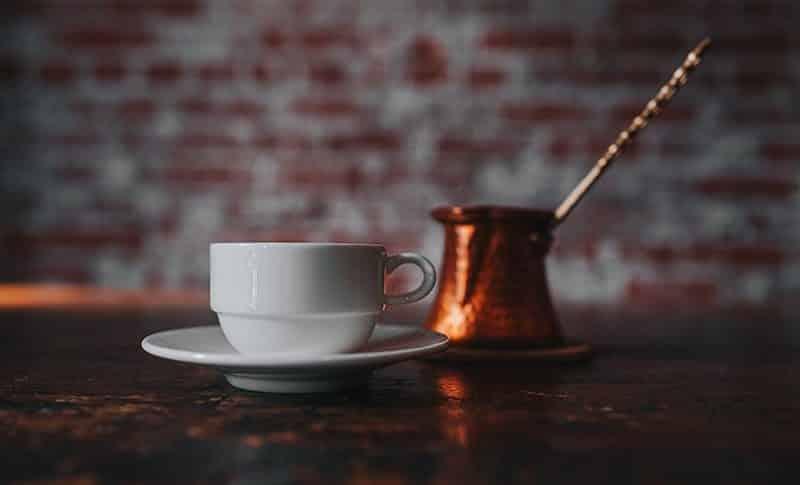 como hacer cafe turco tradicional