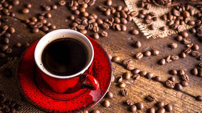 ¿El café es bueno para bajar de peso?