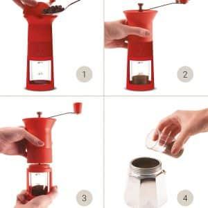 molinillo de cafe bialetti
