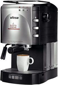 Cafetera Ufesa Dueto Creme