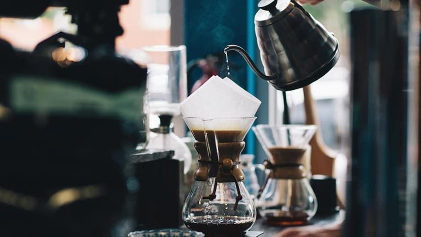 Las 5 mejores cafeteras de filtro