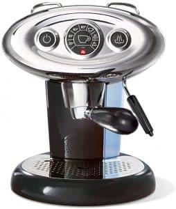 cafetera espresso illy