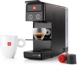 Cafetera Illy Y3