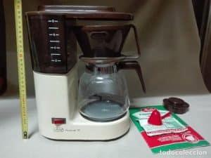 cafetera melitta antigua
