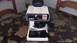 cafetera solac antigua