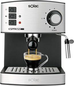 cafetera solac ce4480 espresso