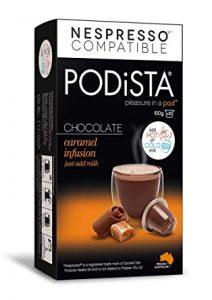 capsula nespresso chocolate