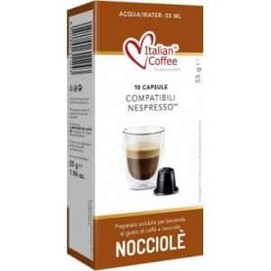 cafe avellana nespresso