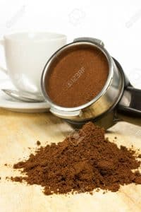 cafe espresso molido