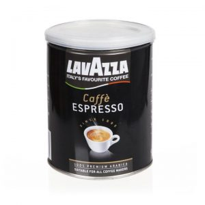 cafe molido lavazza