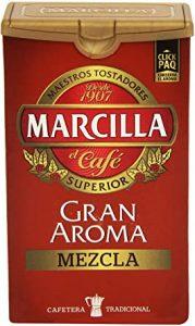 cafe molido marcilla