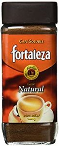 cafe soluble fortaleza