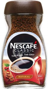 cafe soluble nescafe