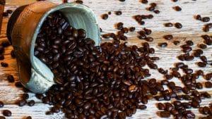 cafe torrado molido