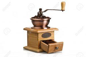 molinillo de cafe vintage