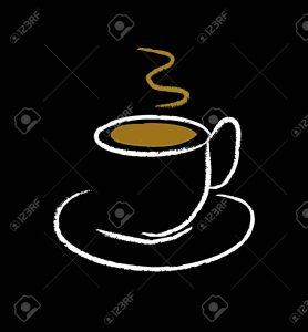 taza de cafe bonita