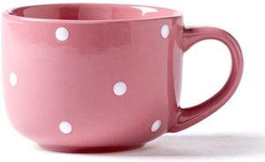 taza grande de desayuno