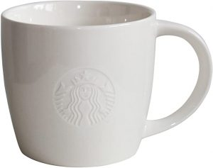 taza starbucks