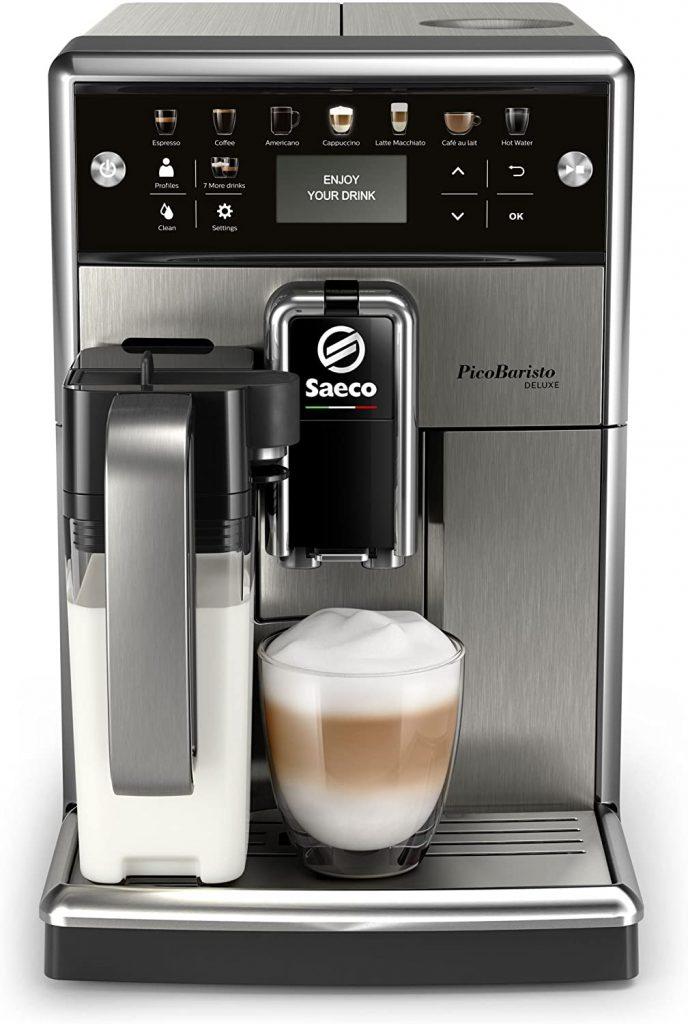 Saeco PicoBaristo Deluxe SM557310-10-cafe
