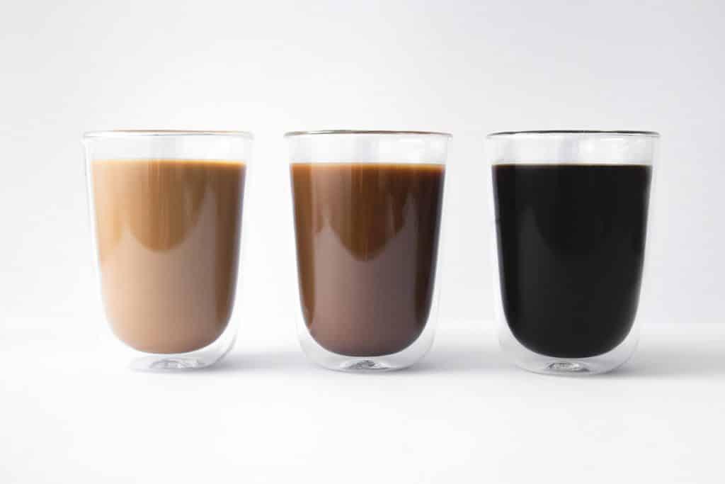 Tipos de café y sus propiedades