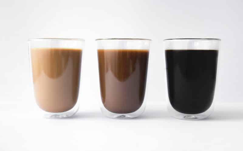 Tipos de cafe y sus propiedades